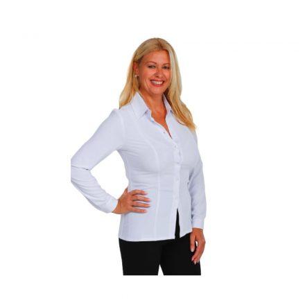 Bigy fehér hosszú ujjú vászon ing