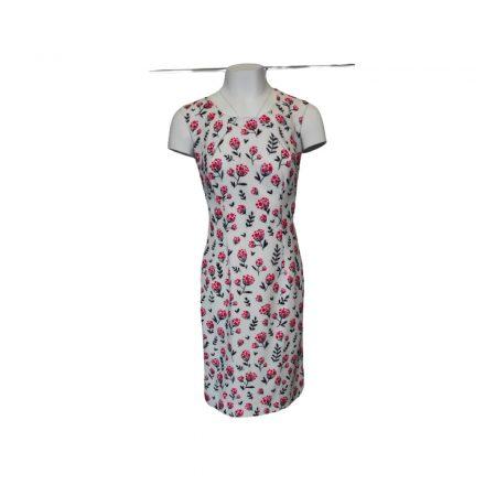 Rózsaszín bogyóvirágos ruha