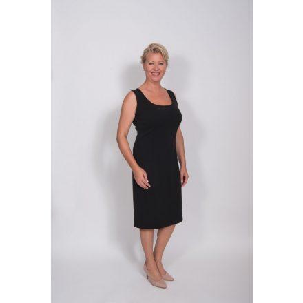 Bigy fekete alap ruha 44