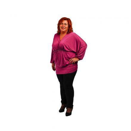 Bigy pink gyöngyös tunika