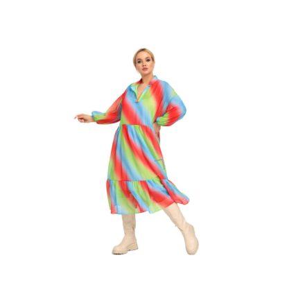 Taffi színes muszlin ruha