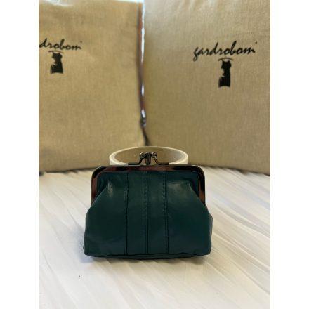 Gregorio pénztárca fekete kisebb méretű