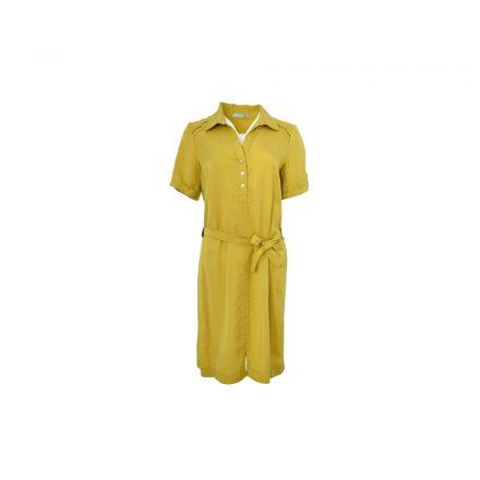 Okker sárga ingruha