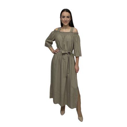 Bigy barna hosszú ruha