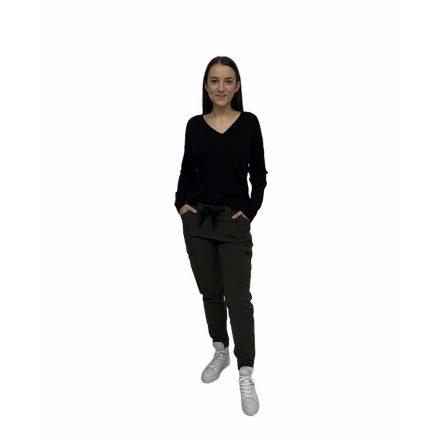 Magenta 82969 fekete pulóver