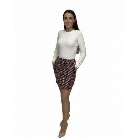 Magenta 84489 fehér pulóver
