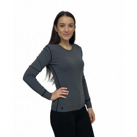 Magenta 84879 szürke pulóver