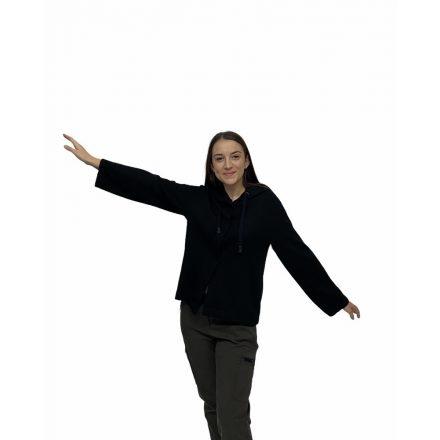 Magenta 946115 fekete kabát