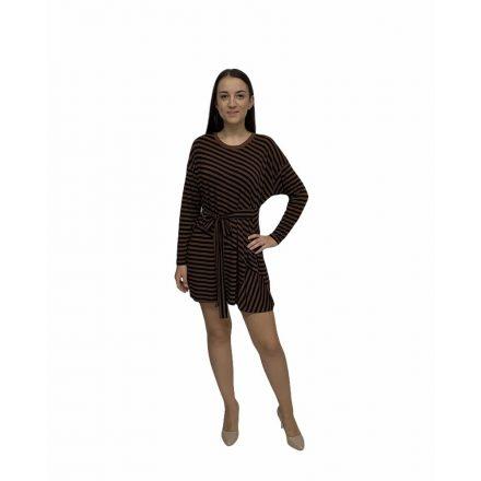 Magenta 86089 barna-fekete tunika